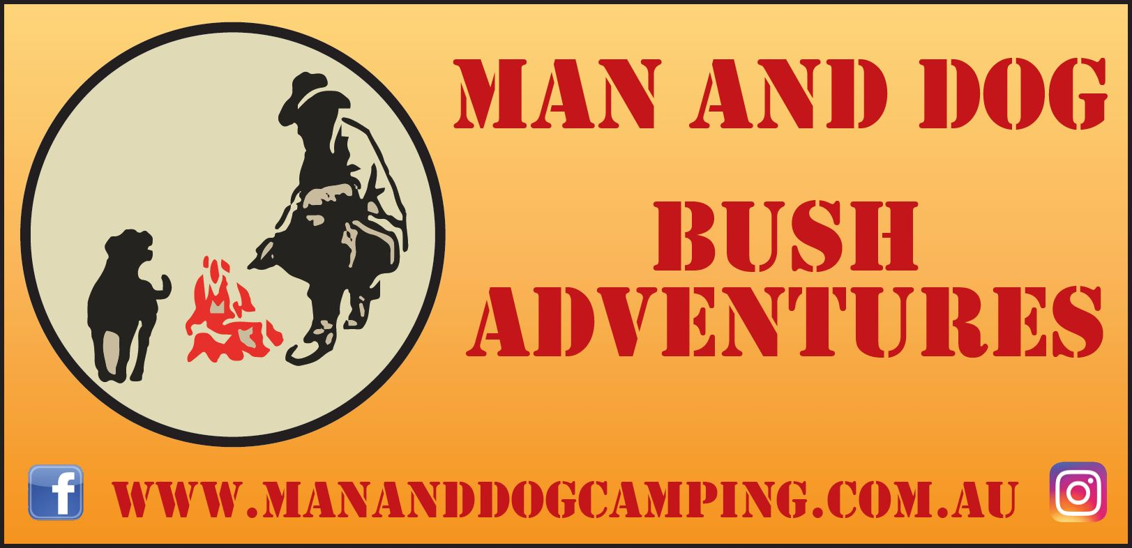 Man & Dog logo